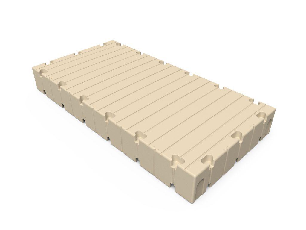 Drijvende steiger 300x150x38 cm EZ-Dock
