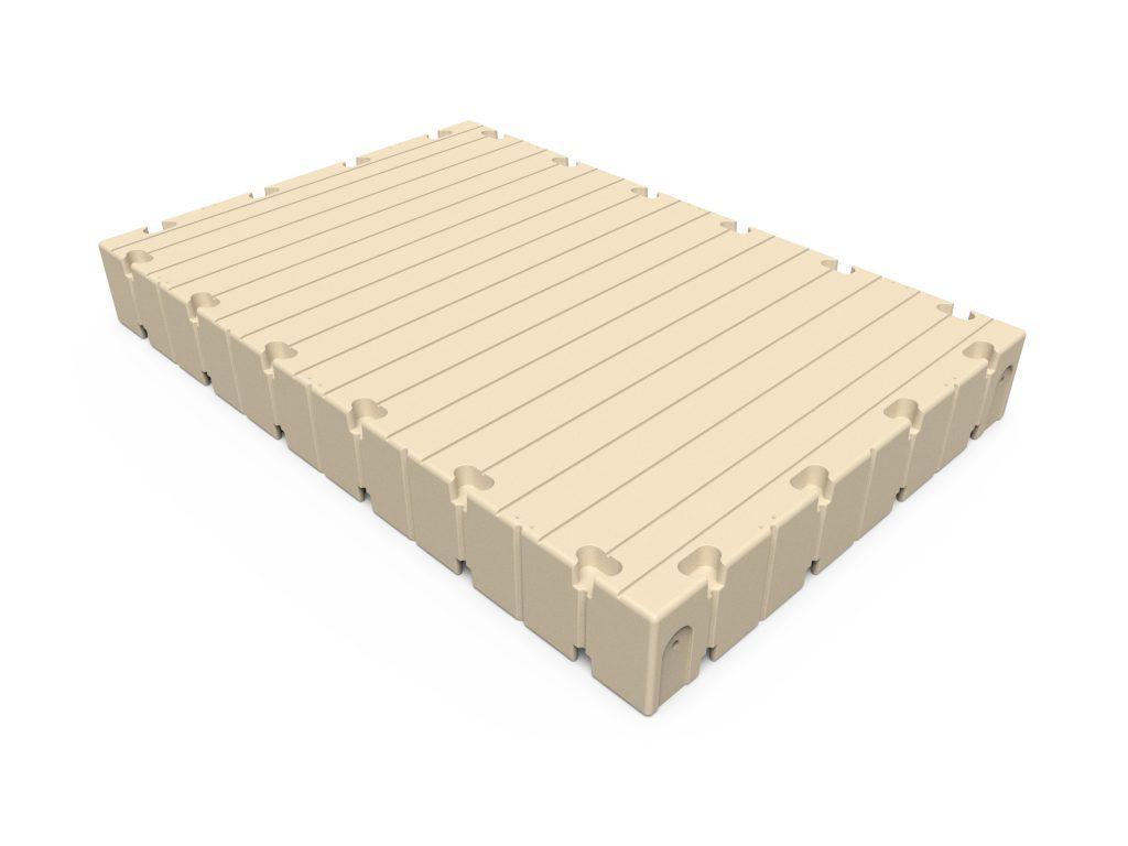 Drijvende steiger 300x200x38 cm EZ-Dock