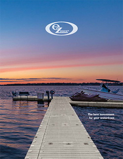 EZ-Dock Drijvende Steiger Brochure