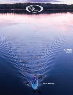 EZ-Dock Kayak Launch